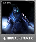 Mortal Kombat X Foil 6