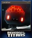 Revenge of the Titans Card 1