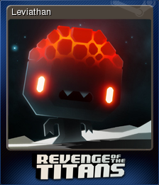 Revenge of the Titans Card 1