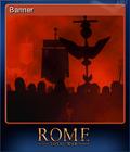 Rome Total War Card 1