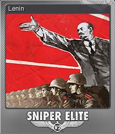 Sniper Elite V2 Foil 6