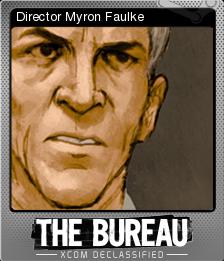 The Bureau XCOM Declassified Foil 4