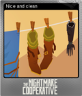 The Nightmare Cooperative Foil 01