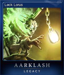 Aarklash Legacy Card 4