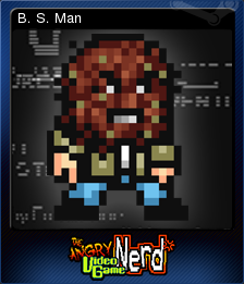 Angry Video Game Nerd Adventures Card 4