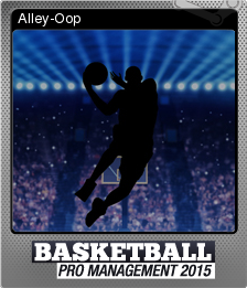 Basketball Pro Management 2015 Foil 5
