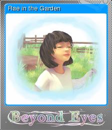 Beyond Eyes Foil 1
