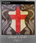 Blood & Gold Caribbean Foil 11