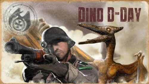 Dino D-Day Artwork 5