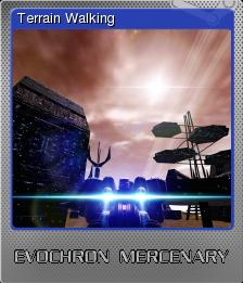 Evochron Mercenary Foil 9