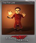 Fight The Dragon Foil 3