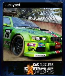 Gas Guzzlers Extreme Card 5