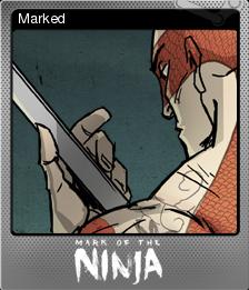 Mark of the Ninja Foil 1