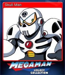 Mega Man Legacy Collection Card 4