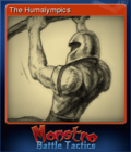Monstro Battle Tactics Card 1