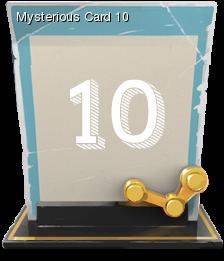 Mysterious Foil 10