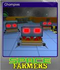 Space Farmers Foil 2