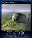 Strategic War in Europe Card 3