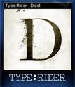 TypeRider Card 4
