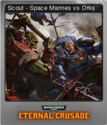 Warhammer 40,000 Eternal Crusade Foil 1