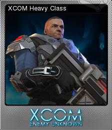 XCOM Enemy Unknown Foil 7