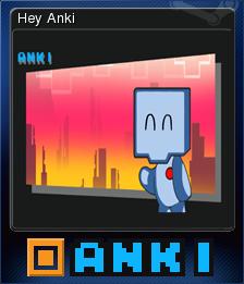 ANKI Card 1