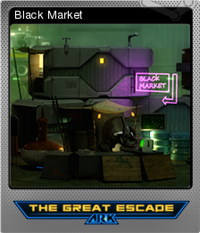 AR-K The Great Escape Foil 2