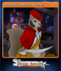 Acorn Assault Rodent Revolution Card 1