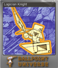 Ballpoint Universe Infinite Foil 09