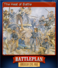 Battleplan American Civil War Card 1