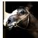 Call of Juarez Emoticon horseshead