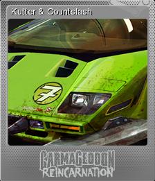 Carmageddon Reincarnation Foil 6