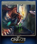 Chaos Heroes Online Card 3