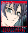 Corpse Party Card 4