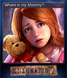 Enigmatis The Mists of Ravenwood Card 4
