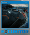 Excubitor Foil 1