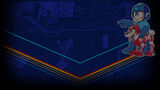 Mega Man Legacy Collection Background Mega Man Rush Background