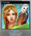 Princess Isabella The Rise of an Heir Foil 1