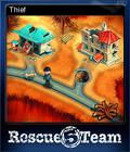 Rescue Team 5 Card 6