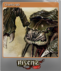 Risen 2 Dark Waters Foil 4