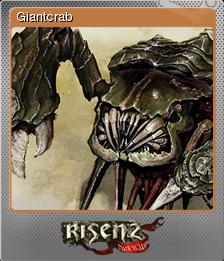 Risen 2 Dark Waters Foil 4