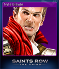 Saints Row The Third Card 3
