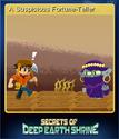Secrets of Deep Earth Shrine Card 2