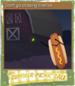 Summer Picnic Sale Foil 10