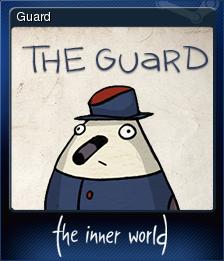 The Inner World Card 6 Guard