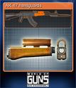 World of Guns Gun Disassembly Card 12