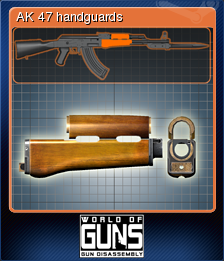 World of Guns Gun Disassembly Card 12