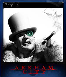 Batman Arkham City - Game of the Year Edition Card 4