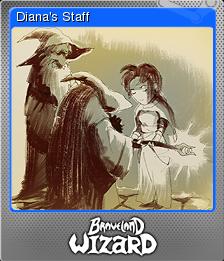 Braveland Wizard Foil 1