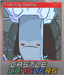 Castle Crashers Foil 5